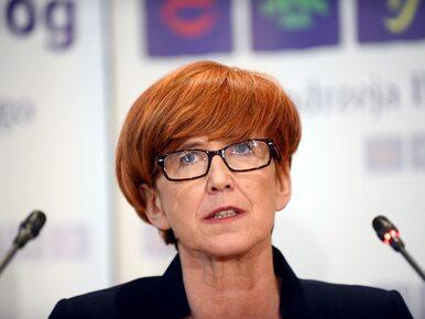 """Minister odrzuca postulat protestujących w Sejmie. """"Koszt wyniósłby..."""
