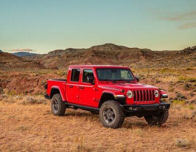 Jeep Gladiator na rynku. Płacą za niego nawet dwa razy więcej