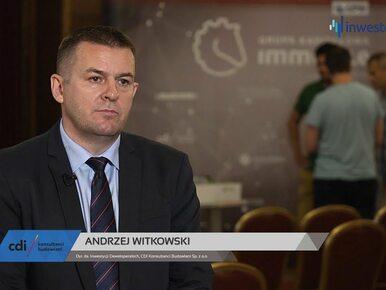 CDI Konsultanci Budowlani, Andrzej Witkowski - Dyrektor ds Inwestycji...