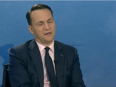 Sikorski: Obawiam się, że prawdziwą sankcją dla Polski będzie wieloletni...