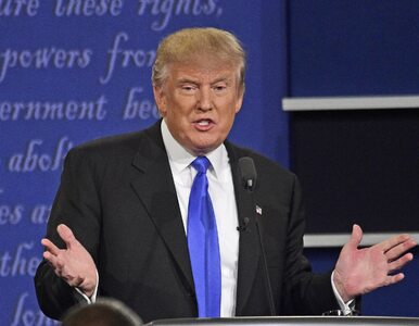 Kolejny skandal Trumpa? Niestosowne komentarze pod adresem głuchej aktorki