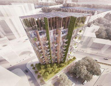Eco Warsaw Tower może stanąć na Powiślu. Na razie są wątpliwości