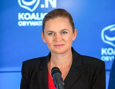Barbara Nowacka do senatora PiS: Wydaje mi się, że żyjemy na innej planecie