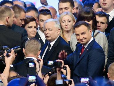 """Niemiecki """"FAZ"""" o emancypacji Andrzeja Dudy i dylematach głowy państwa"""