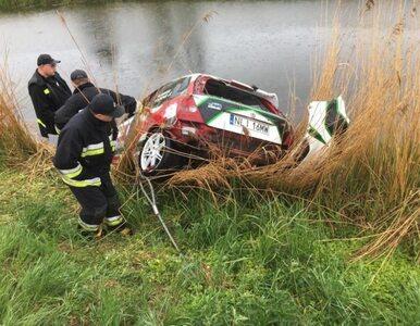 Tragiczny wypadek podczas Rajdu Żuławskiego. Kierowca zginął, bo był pod...