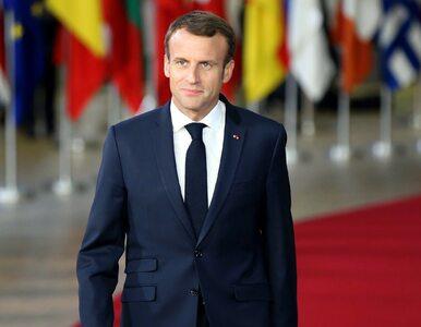 """Macron dla """"Rzeczpospolitej"""": Chcę wierzyć, że polski rząd podejmie..."""