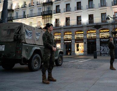 Hiszpańscy żołnierze weszli do domu opieki. Opuszczeni staruszkowie,...
