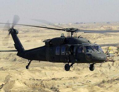 Pierwszy Black Hawk z polską kabiną w US Army
