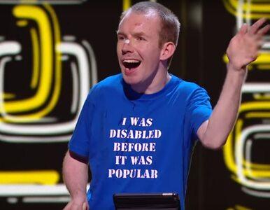 """Komik, który nie mówi wygrał brytyjski """"Mam Talent"""". Czym zachwycił..."""