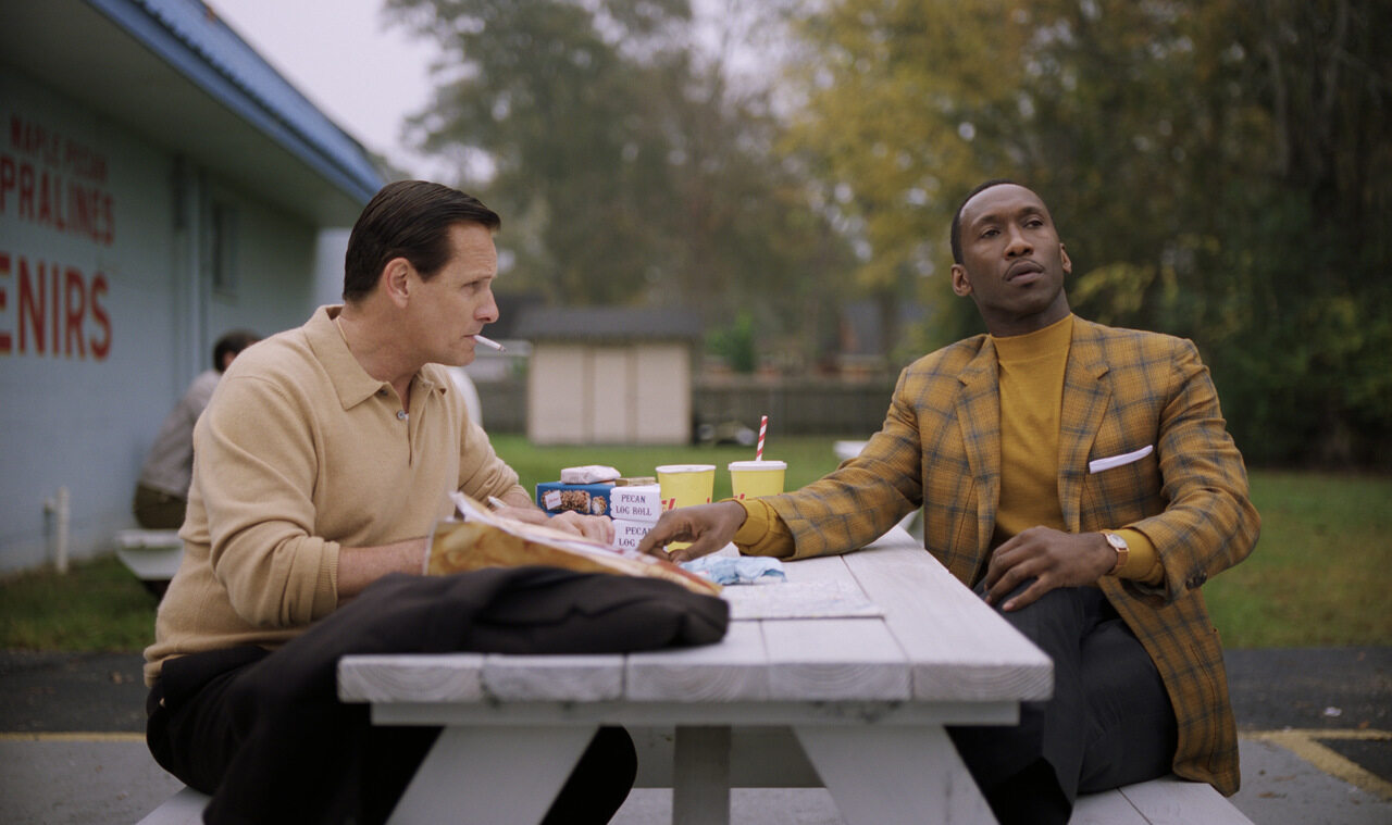 "kadr z filmu ""Green Book"" (2018)"