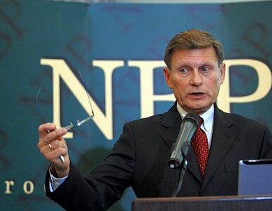 Balcerowicz pomoże zreformować finanse