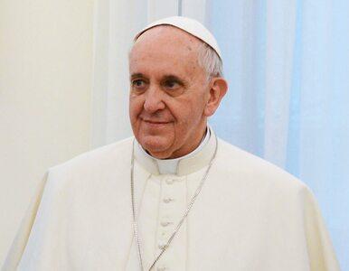 Franciszek spotkał się z ofiarami księży pedofilów. Zapowiedział brak...