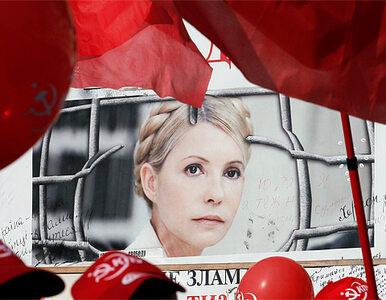 Kanclerz i prezydent Niemiec nie spotkali się z córką Tymoszenko