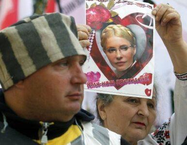 """""""Tymoszenko nie chce bojkotu Euro 2012"""""""