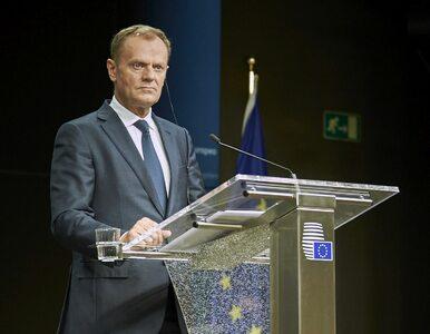 Donald Tusk: Europa musi na nowo stać się podmiotem, a nie przedmiotem