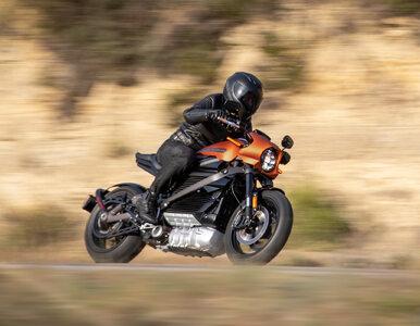 Harley-Davidson i LiveWire na CES