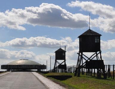 Majdanek. Uczeń z Izraela ściągnął spodnie na terenie byłego obozu zagłady