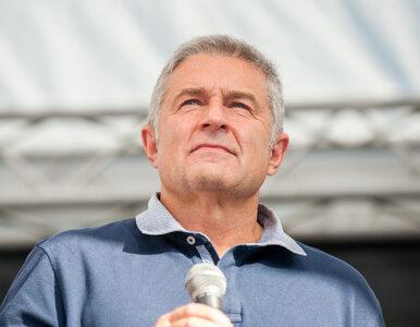 """Władysław Frasyniuk ocenił rząd. Mówił także o """"kompleksach wobec Kwacha"""""""