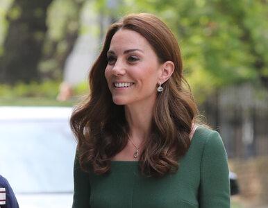 Księżna Kate rozmawiała ze świeżo upieczoną matką. Pałac Kensington...