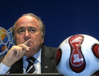Blatter wie, że wygra