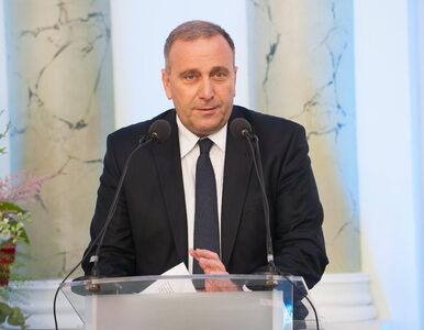 Schetyna: Nie można dopuścić do podziału w UE