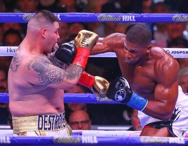 Sensacja w świecie boksu. Niepokonany dotąd Anthony Joshua został...