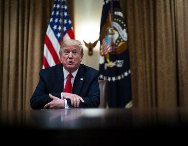 Trump: Nie jesteśmy zadowoleni z Chin. Pandemię można było zatrzymać u...