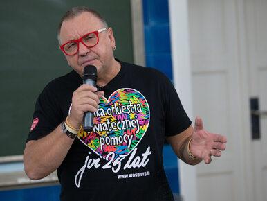 """Owsiak składa skargę na działania Telewizji Polskiej. """"W związku z..."""