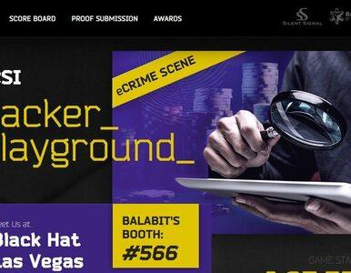 Graj i wygraj w eCSI Hacker Playground - hakerską grę stworzoną na Black...