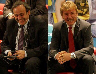 """Euro znów w Polsce? """"Znajomość Bońka z Platinim nie wystarczy"""""""