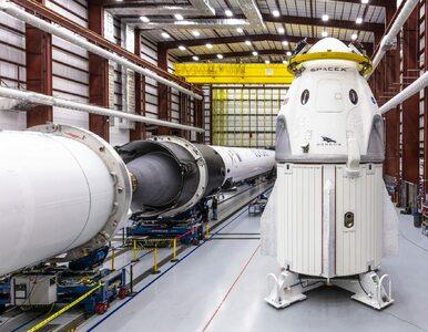 Ważny dzień w historii lotów kosmicznych. Po niemal dekadzie ludzie znów...