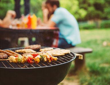 Specjalista ostrzega: Potrawy z grilla i alkohol to fatalna mieszanka