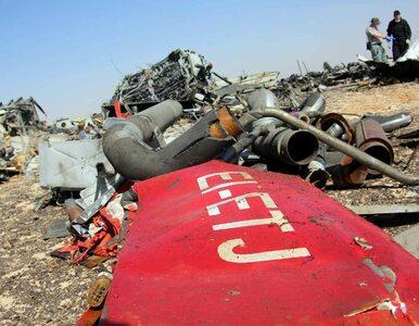 Katastrofa w Egipcie. Obama: Bomba bardzo poważnie brana pod uwagę