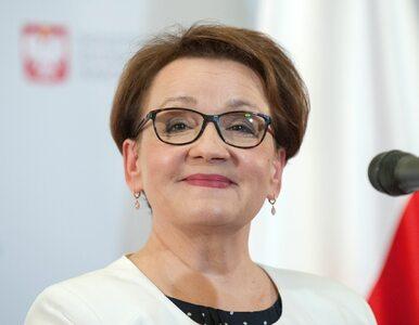 Anna Zalewska zostaje. Sejm odrzucił wniosek o wotum nieufności