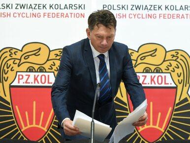 Dariusz Banaszek zrezygnował z funkcji prezesa PZKol