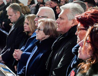 Politycy, sportowcy, ludzie kultury. Tłumy żegnały Pawła Adamowicza