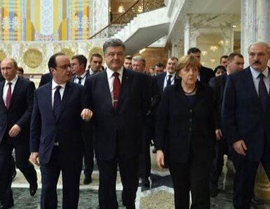 Rozmowy w Mińsku trwały całą noc. Porozumienie niemal gotowe?