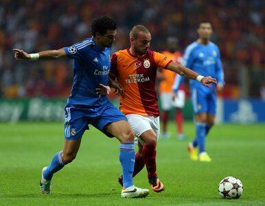 NA ŻYWO: Real Madryt - Galatasaray