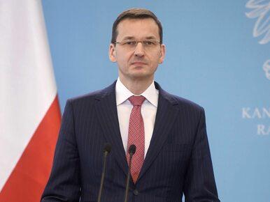 """Morawiecki komentuje rozstrzygnięcie ws. Pekao. """"To bardzo dobra..."""