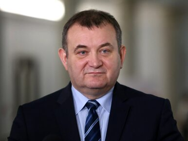 Gawłowski ponownie trafi do aresztu?  Sejm zajmie się wnioskiem prokuratury