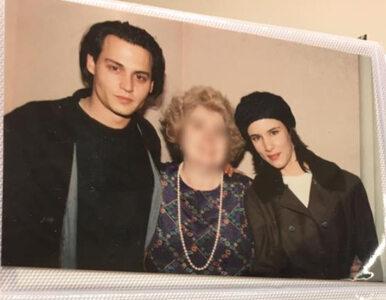 Album, a w nim zdjęcia tajemniczej kobiety z największymi gwiazdami....
