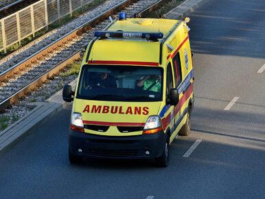 Sygnalizacja świetlna runęła na 2-latka. Tragiczny wypadek w Warszawie
