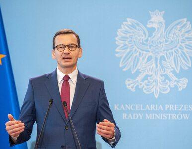 Premier Morawiecki zachęca Unię Europejską do walki z mafiami...