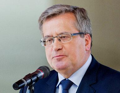 Komorowski odznaczył Radwańską i Janowicza. W imieniu całego narodu