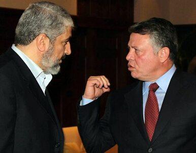 Król Jordanii apeluje do Hamasu: rozmawiajcie z Izraelem
