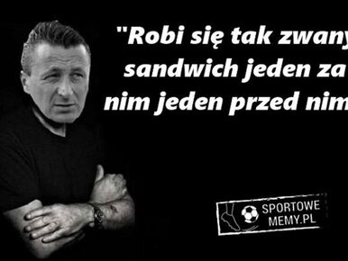 """""""Brakuje tej truskawki"""". Tomasz Hajto gwiazdą memów po meczu..."""