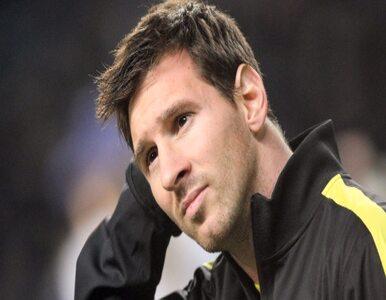 Gdzie był Messi? Przebiegł 1,5 km więcej niż... bramkarz