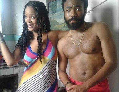 "Rihanna i Donald Glover gwiazdami filmu. Reżyserem Murai od ""This is..."