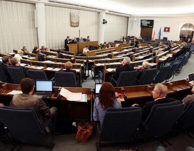 Senat poparł Komorowskiego - demonstrowanie będzie trudniejsze