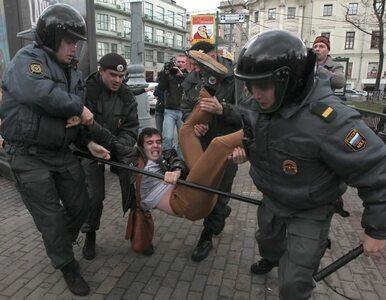 """Opozycjoniści chcieli """"odprowadzić"""" Putina na emeryturę"""